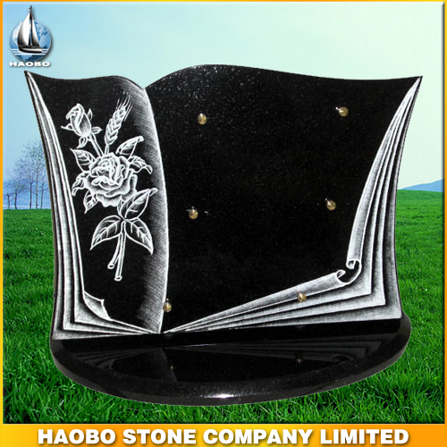 China Black Granite Headstone