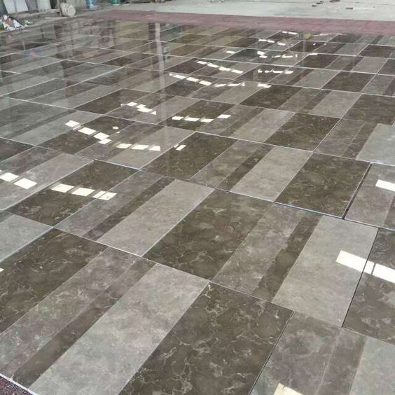 China Bossy Persian Grey Marble Flooring Tiles