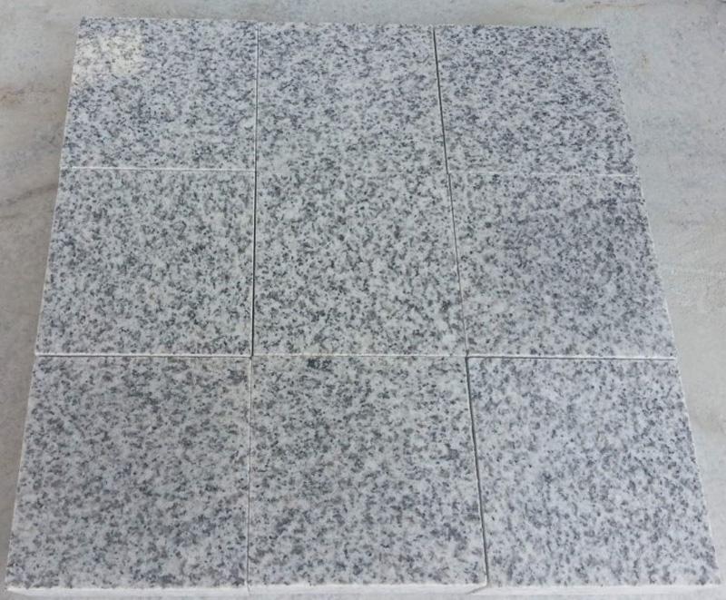 China Crystal White Granite G603 Granite Tiles for Flooring