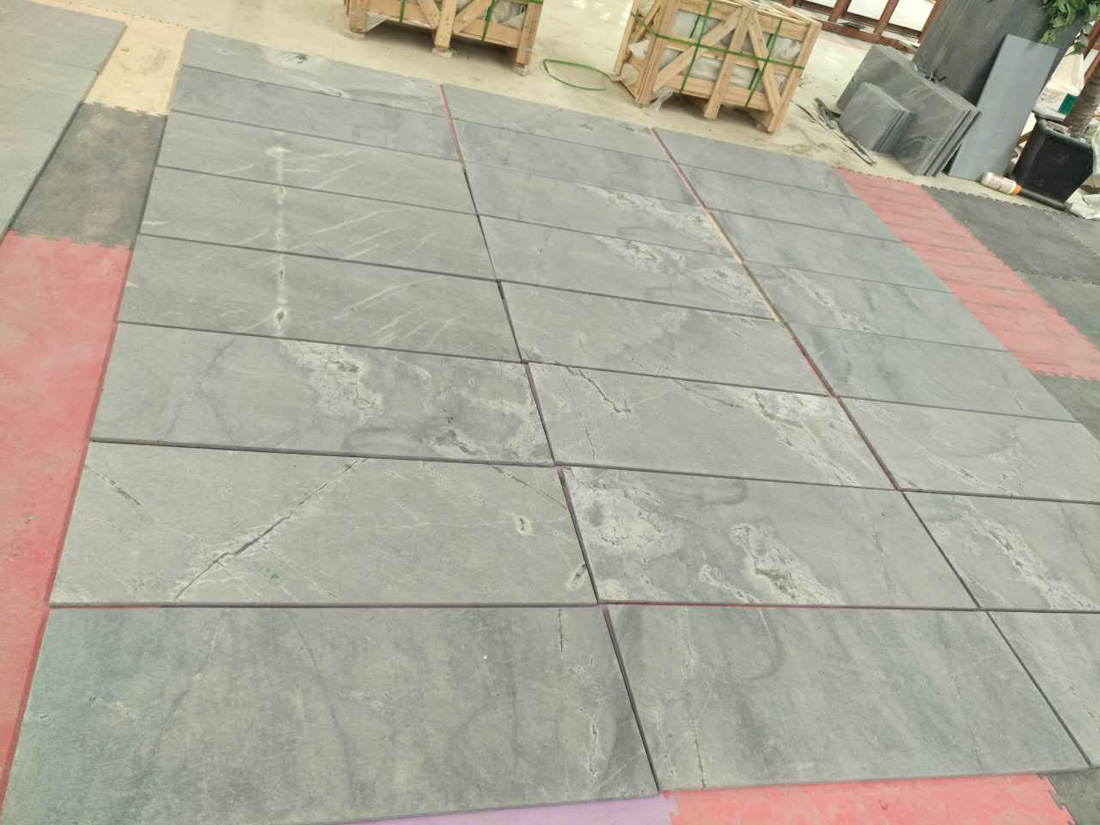 China Grey Galaxy Gray Silver Grey Marble Floor Tiles