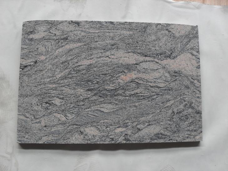 China Juparana Granite Tiles Grey Flooring Tiles