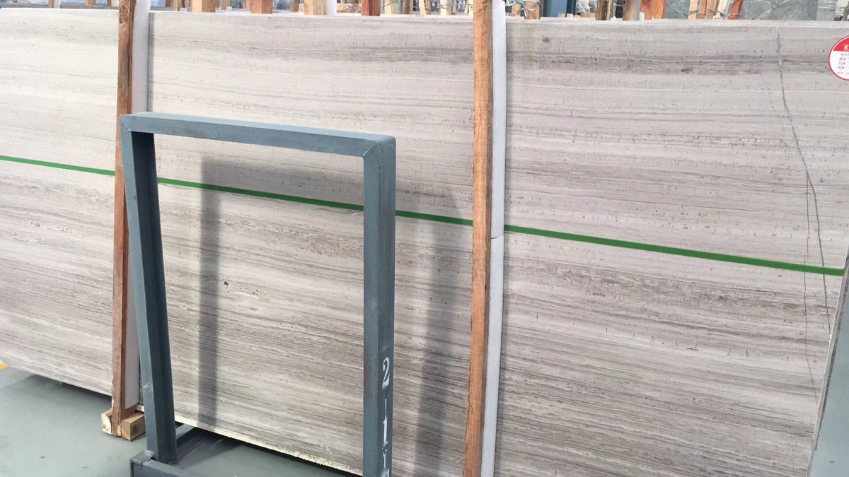 China Marble Slabs Tiles Wooden Marble Slabs
