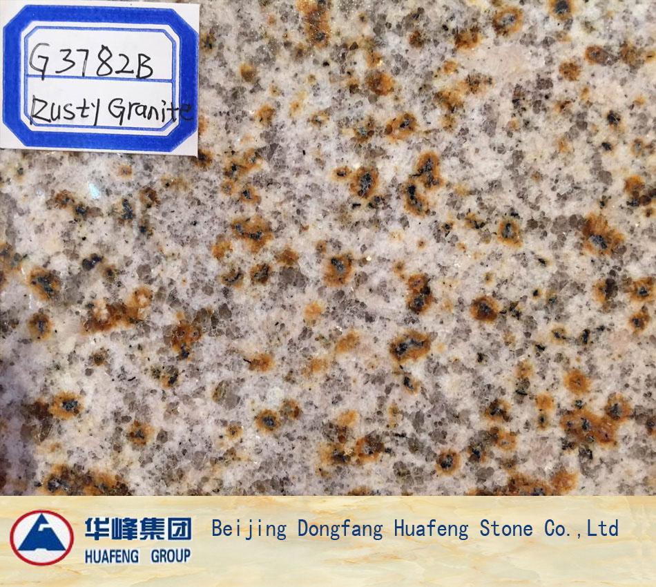 China Polished Granite Tiles and Slabs