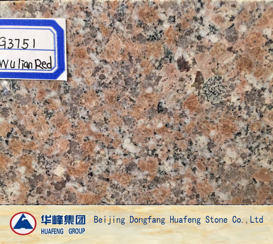 China Red Granite Floor and Wall Tiles