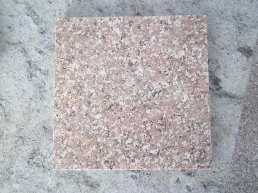 China Red Granite Tiles for Flooring