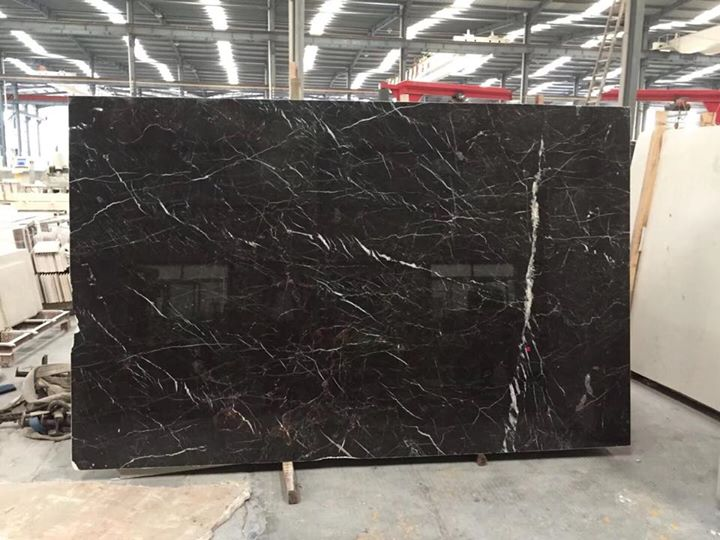 China St. Laurent Brown Marble Slabs