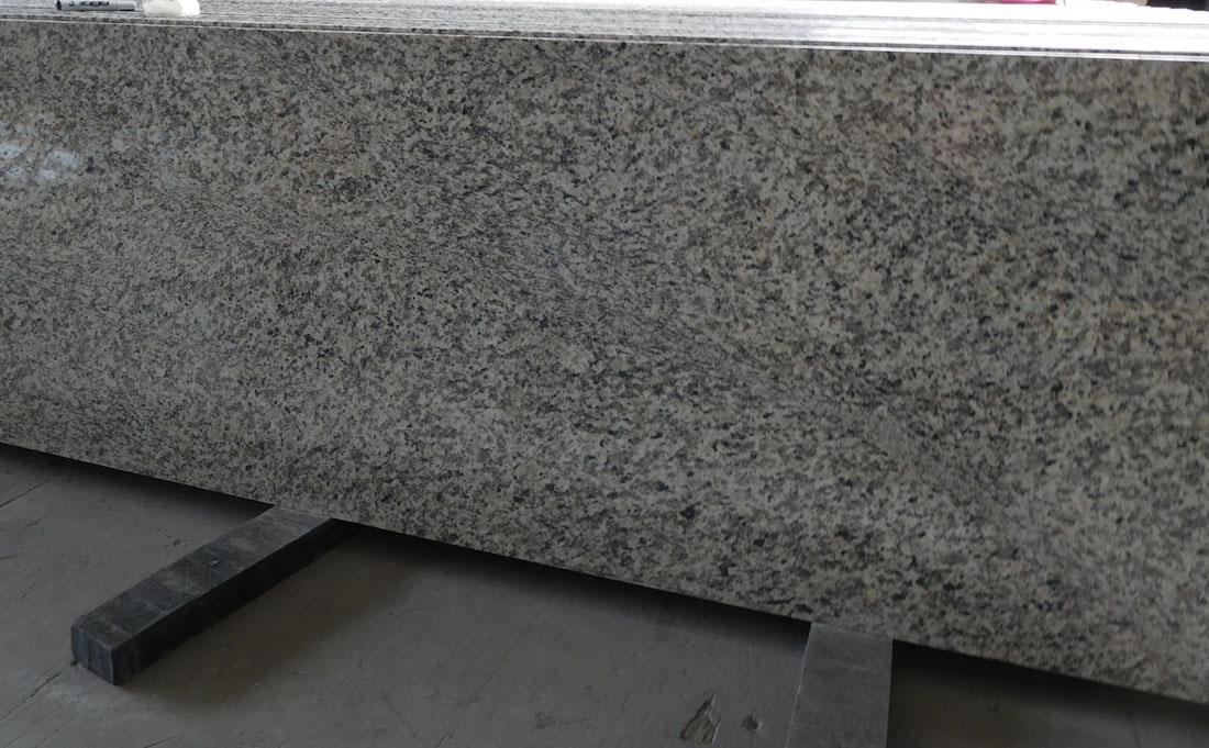 China Tiger White Polished Granite Countertops for Kitchen
