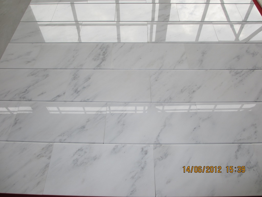 China White Marble Wall Tiles