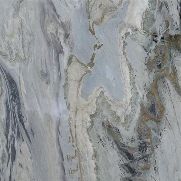 China White Onicciato Marble