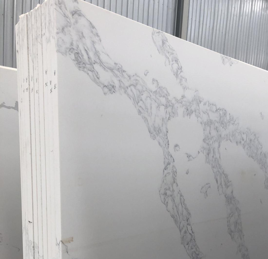 China calacatta quartz slab 8803a