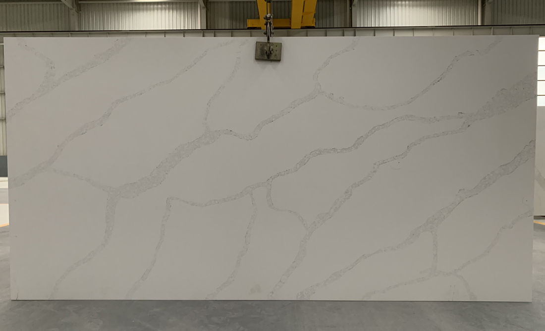 China calacatta quartz slab 8821 2