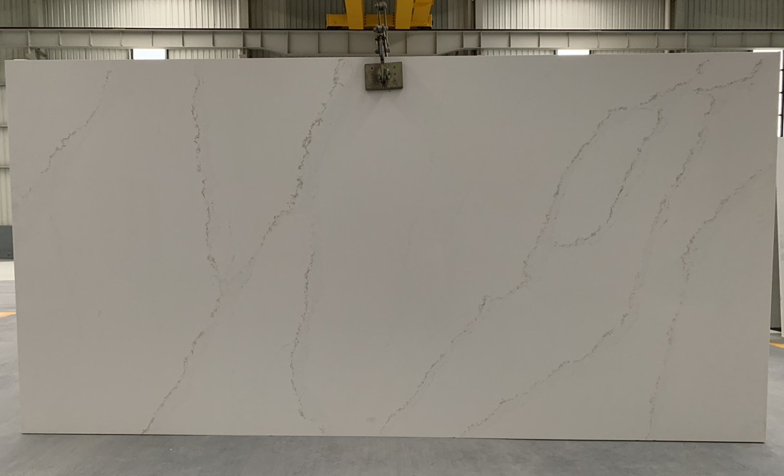China calacatta quartz slab 8823 3