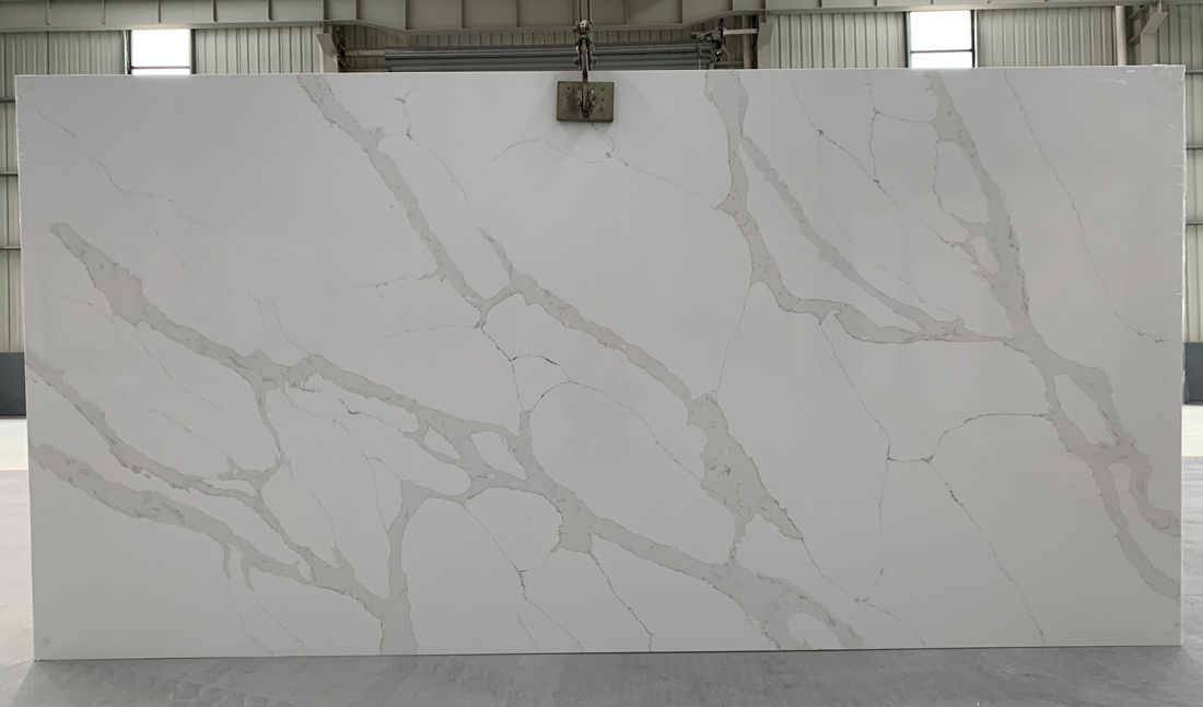 China calacatta quartz slab 8826 8829