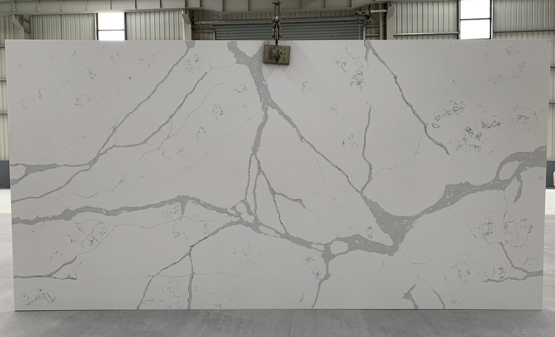 China calacatta quartz slab 8831 2