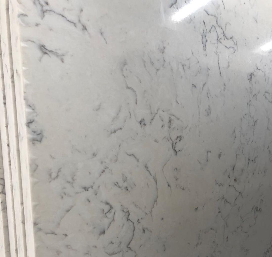 China carrara quartz slab 5311a