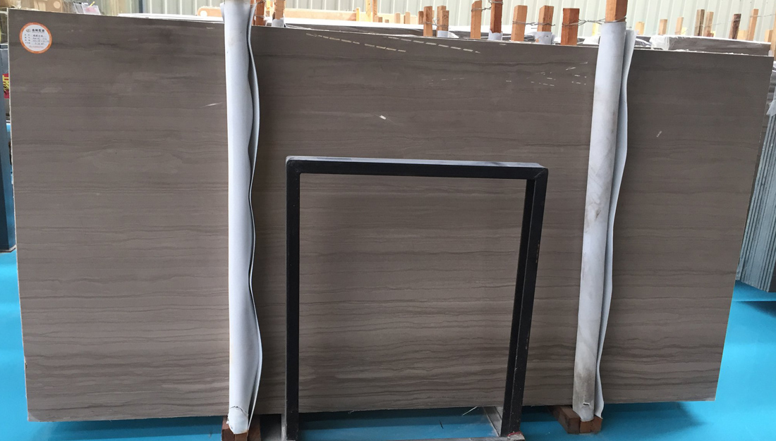 Chinese Athens Grey Slabs Polished Grey Marble Slabs