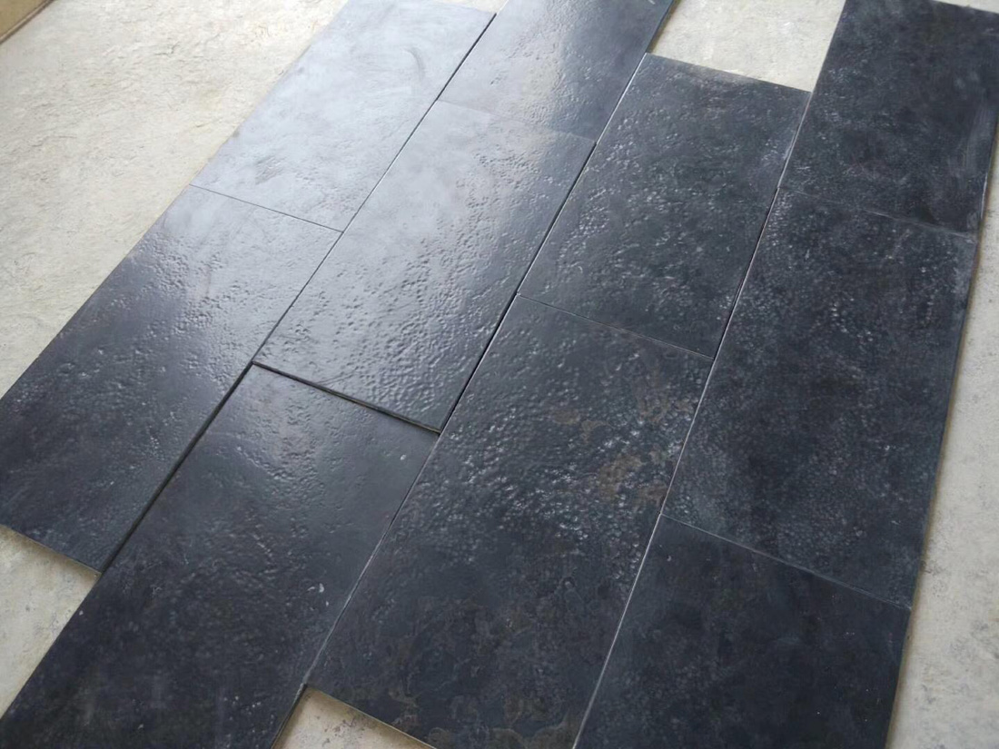 Chinese Black Limestone Tiles
