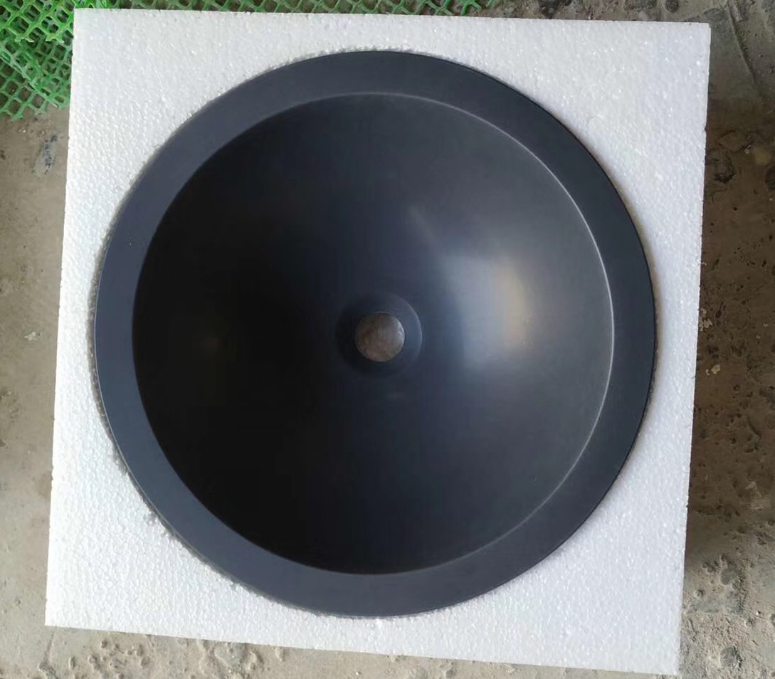 Chinese Black Natural Stone Sinks