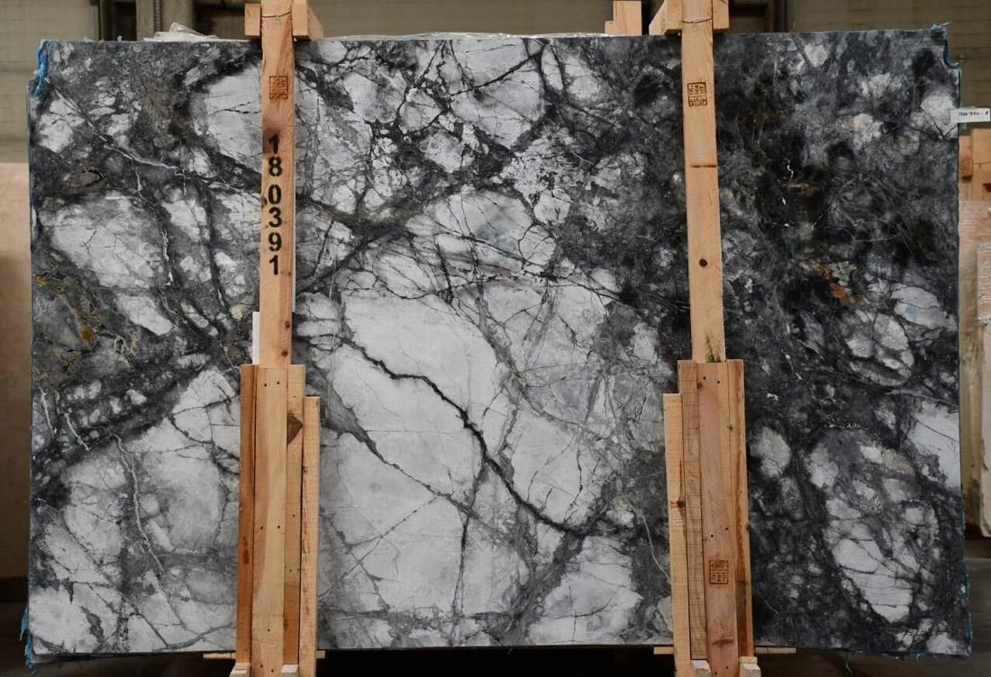 Chinese Bluette Marble Slabs Grey Marble Slabs