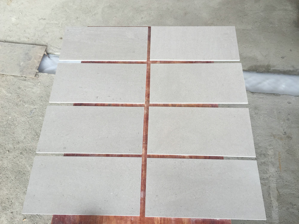 Chinese Cindy Grey Marble Flooring Tiles