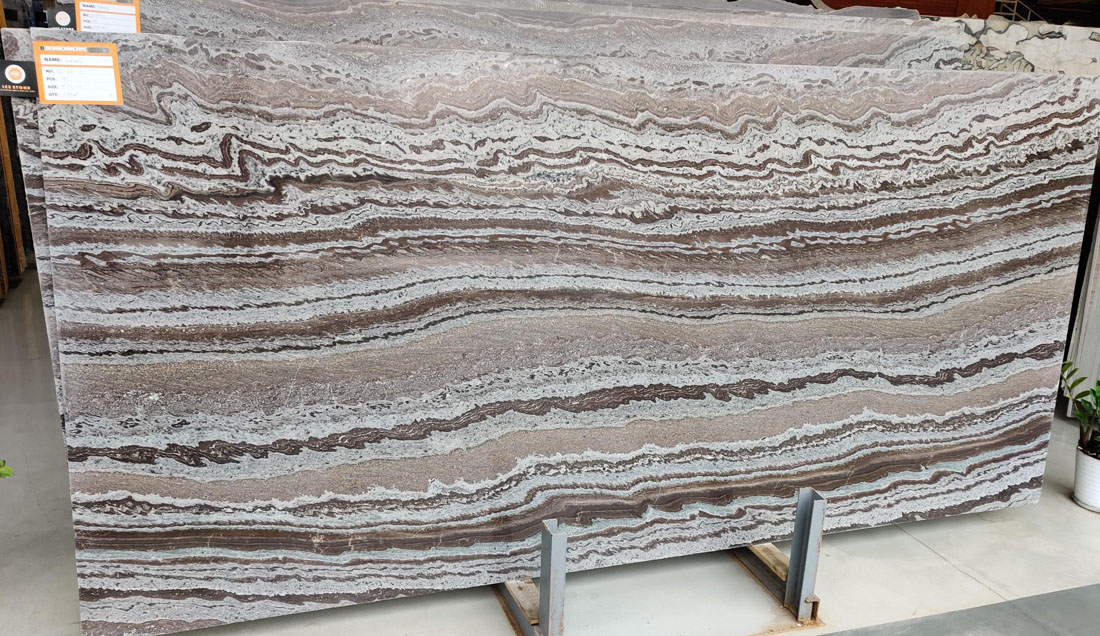 Chinese Cordirella Marble Slabs Top Quality Brown Marble Slabs