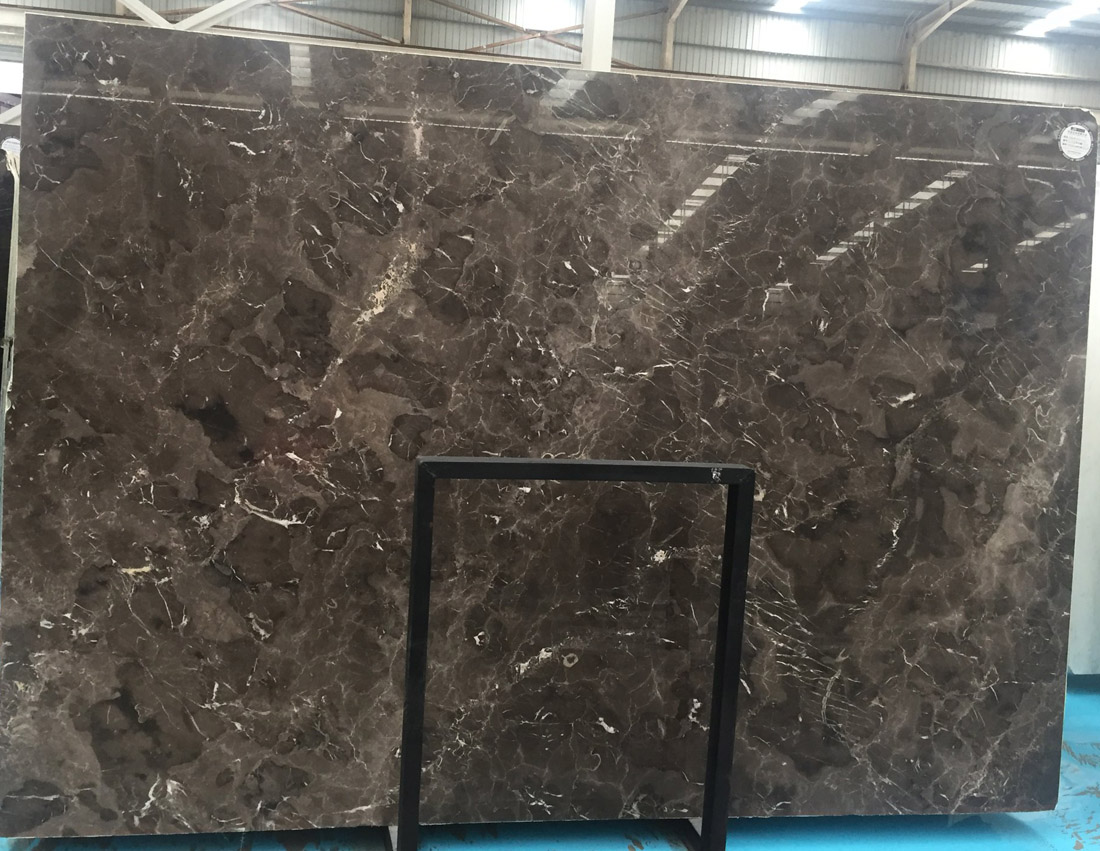 Chinese Emperador Marble Polished Slabs Polished Brown Marble Slabs