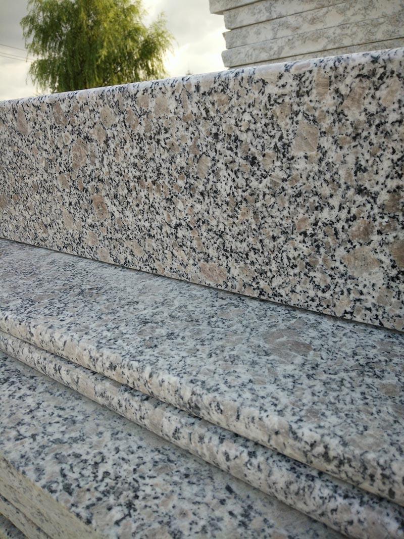 Chinese G383 Granite Countertops Pink Granite Tops