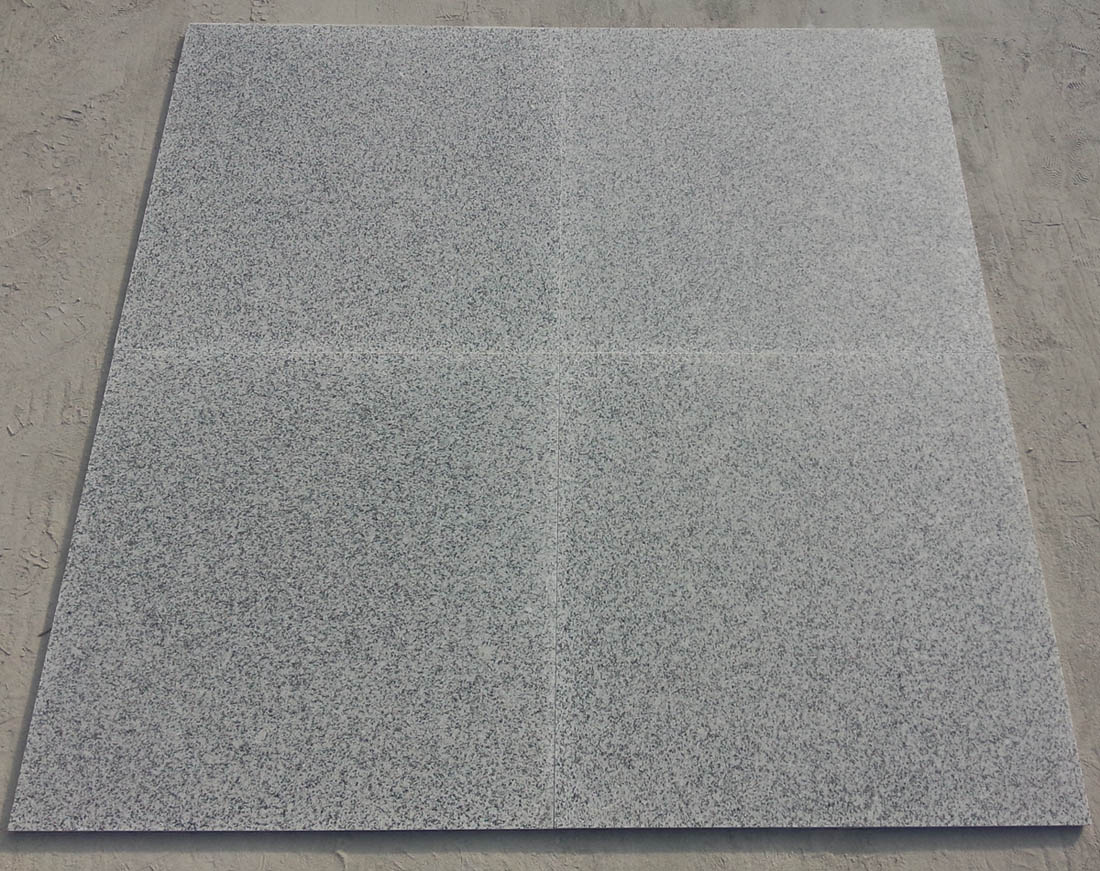 Chinese G603 Granite Polished Tiles for Flooring