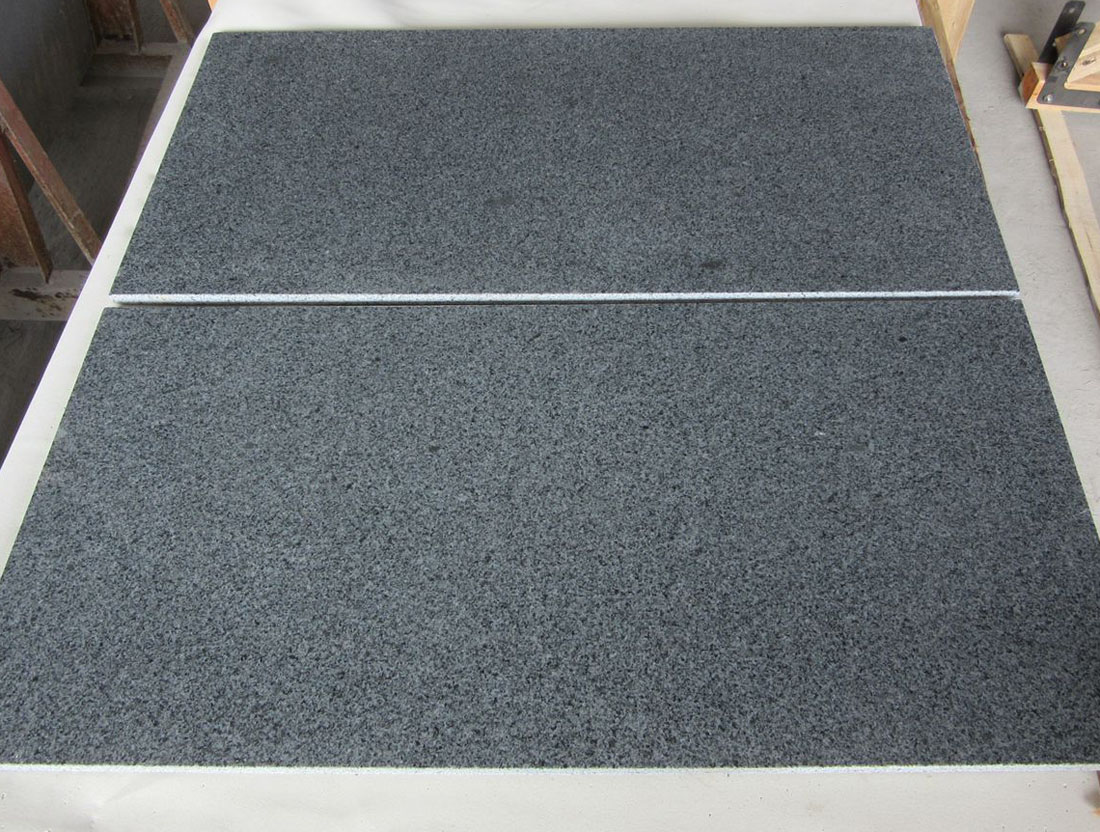 Chinese G654 Granite Polished Tiles for Flooring