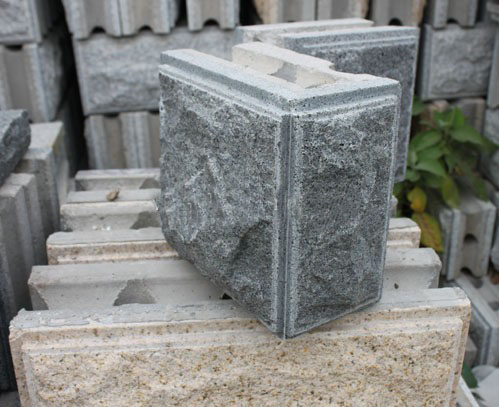 Chinese Grey Granite Wall Stone
