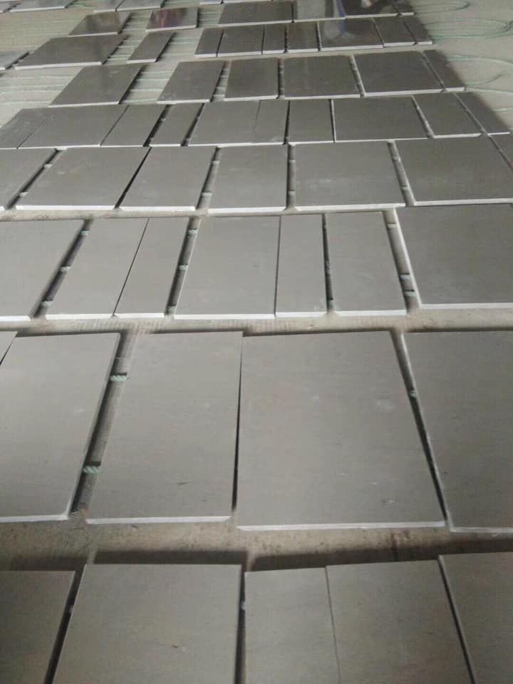 Chinese Grey Marble Flooring Tiles Cinderella Grey Tiles