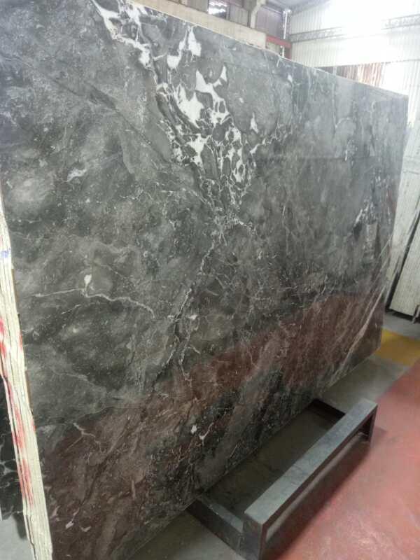 Chinese Grey Marble Polished Phantom Grey Marble Slabs