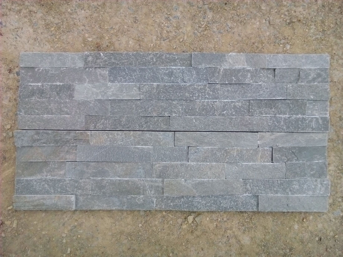Chinese Grey Slate Culture Stones