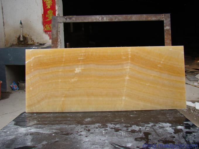 Chinese Honey Yellow Onyx Tiles