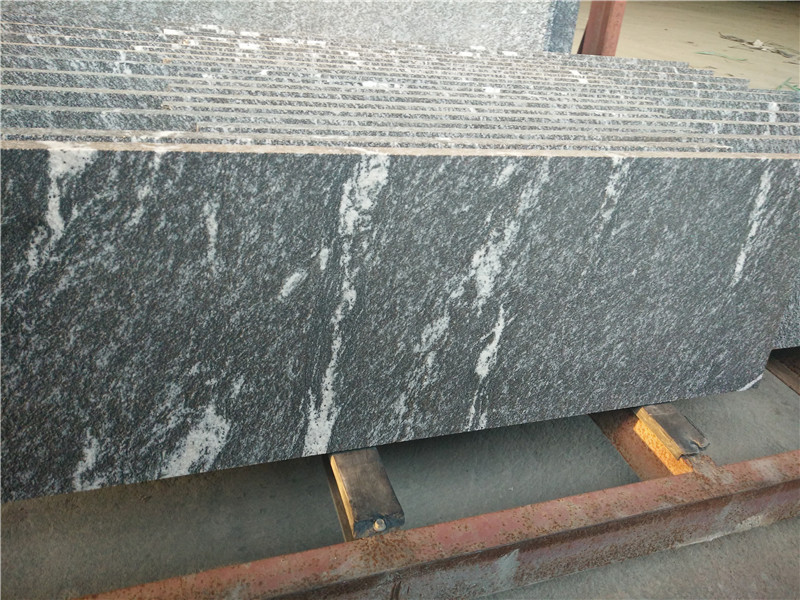 Chinese Hubei Snow Grey Granite Countertops