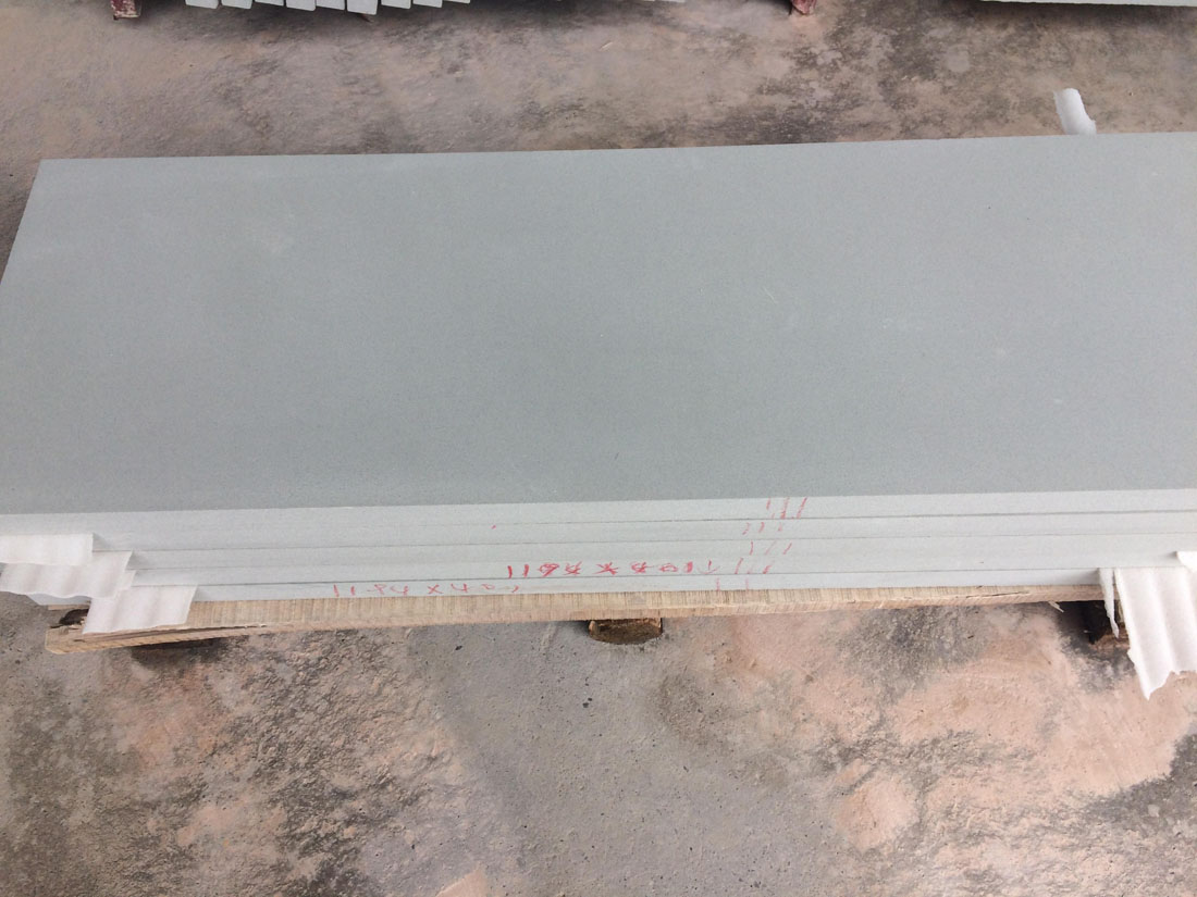 Chinese Lightest Grey Sandstone Slabs