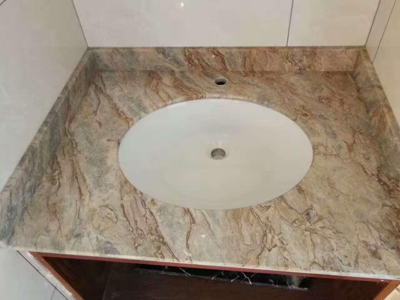 Chinese Marble Vanity Tops