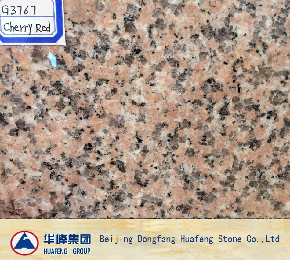 Chinese New Red Granite Floor Covering