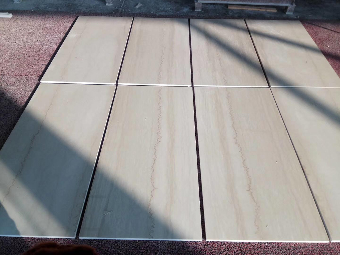 Chinese Patini Wooden Vein Tiles