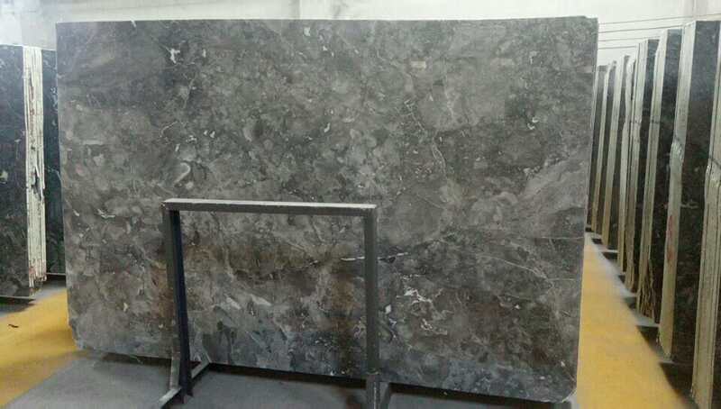 Chinese Phantom Grey Marble Slabs