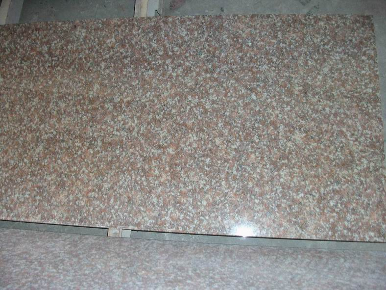 Chinese Pink Granite Windowsill