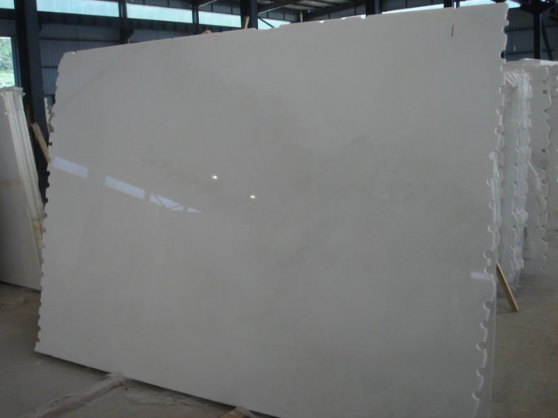 Chinese Royal White Marble Natural Stone Slabs