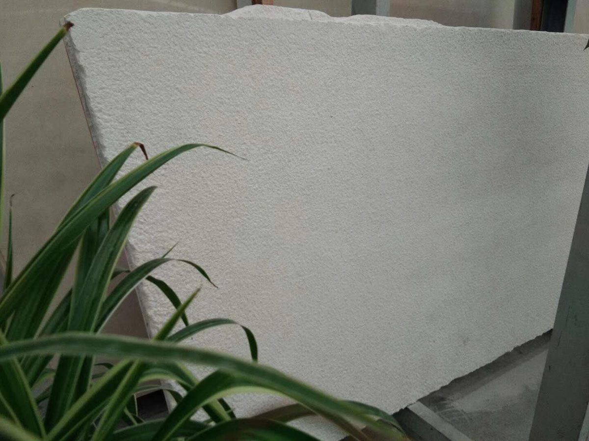 Chinese White Limestone Slabs