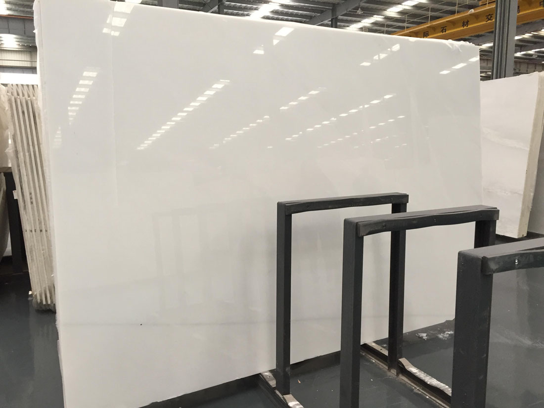 Chinese White Marble Slabs for Export