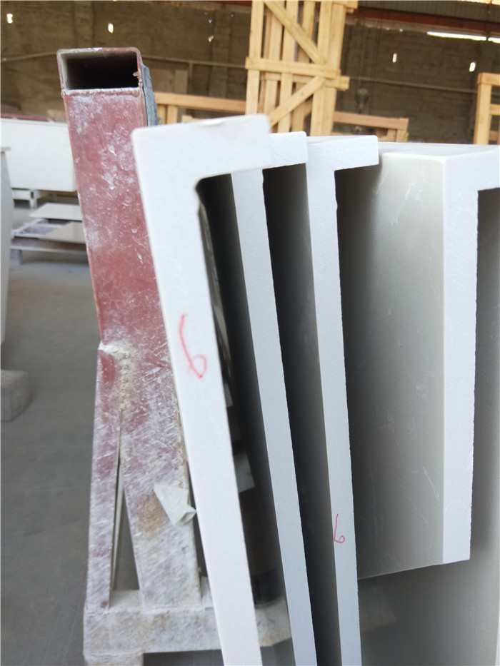 Chinese White Quartz Stone Countertops