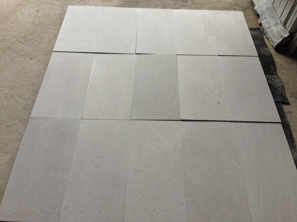 Cindy Grey Marble Flooring Tiles with Competitive Price
