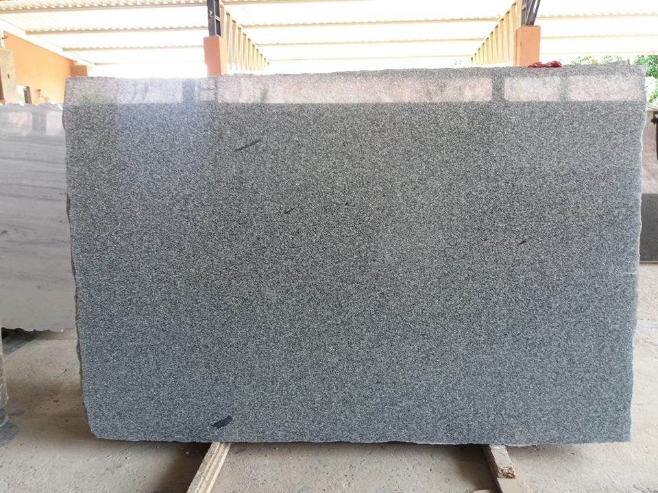 Cinza Corumbazinho Granite Slabs Grey Granite Polished Slabs