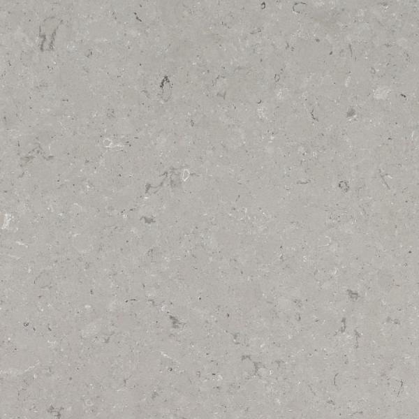 Clamshell Caesarstone Quartz - Grey Quartz