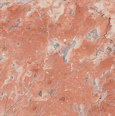 Classic Red Marble
