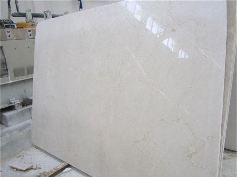 Classsic Beige Marble Slabs Polished Marble Slabs